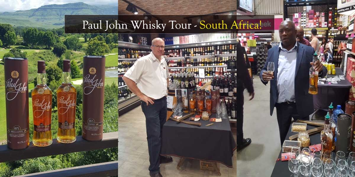 Paul John Whisky Tour Across South Africa