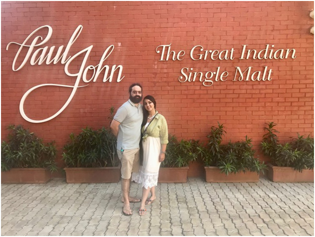 Paul John Visitor Centre Goa by Noor