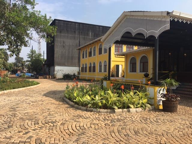 Paul John Visitor Centre Goa by Dan Parsons UK