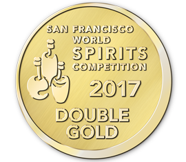 San Francisco World Spirits Competition 2017 - DOUBLE GOLD & BEST OTHER WHISKY