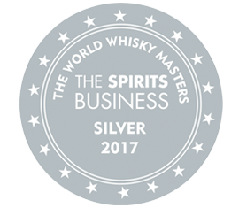 World Whisky Masters 2017 Silver - EDITED