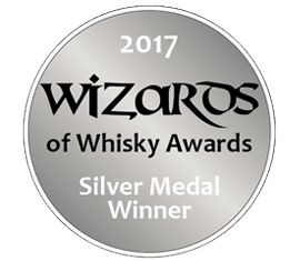 Wizards of Whisky Awards 2017 Silver