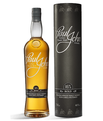 Bold Indian Single Malt Whisky