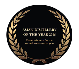 Asian Distiller of the Year 2016