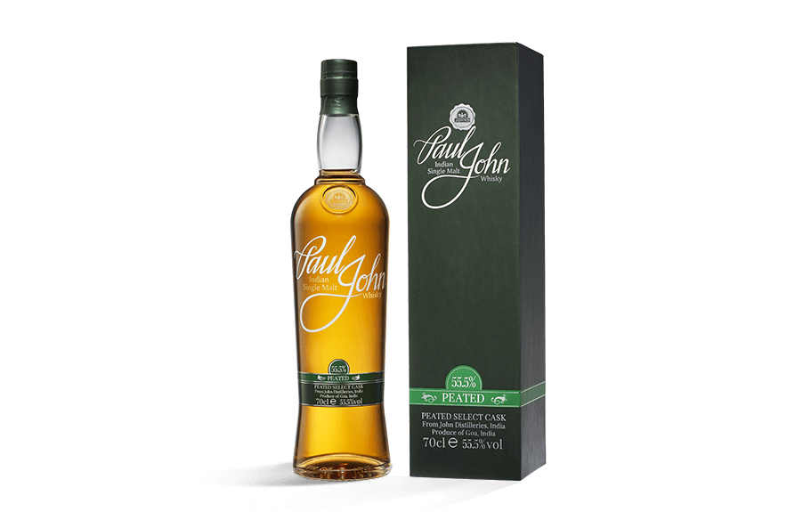 Gepeated Indian Single Malt Whisky