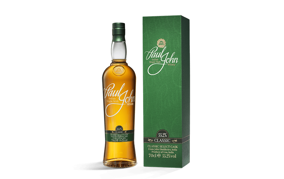 CLASSIC SELECT CASK Indian Single Malt Whisky