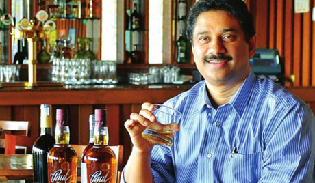 Paul John Shakes World Single Malt Connoisseurship