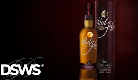 PAUL JOHN INDIAN SINGLE MALT WHISKEY LAUNCHES IN THE UNITED STATES