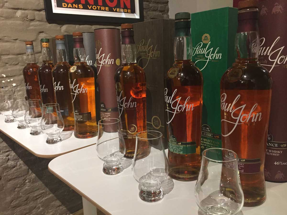 Whisky Tasting at Pin'Art Wines & Spirits