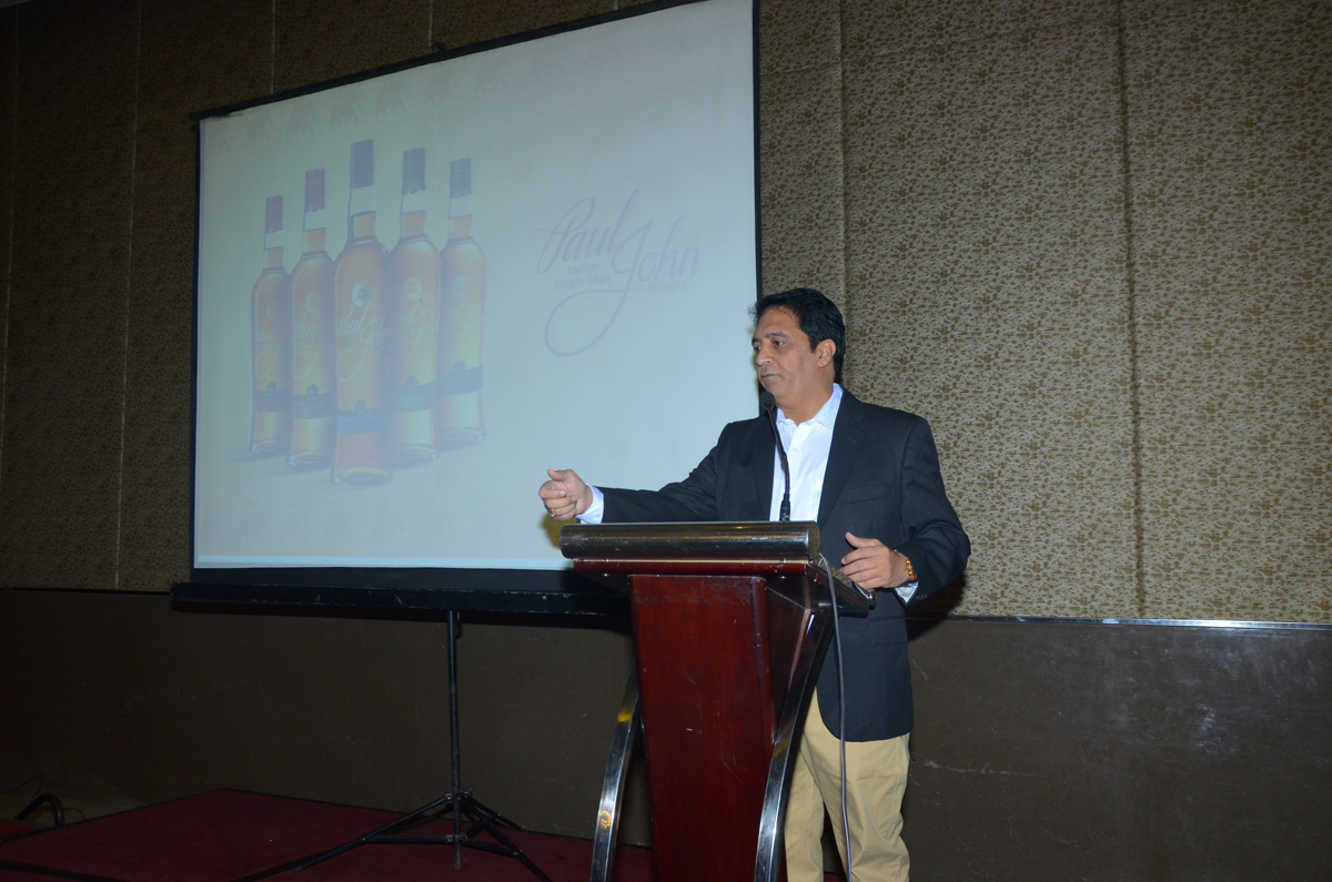 Paul John Indian Single Malt launched in Assam, India