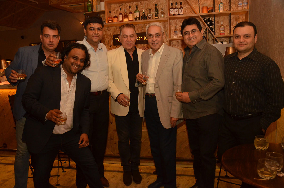 Paul John Single Malt tasting at Toast & Tonic, Mumbai