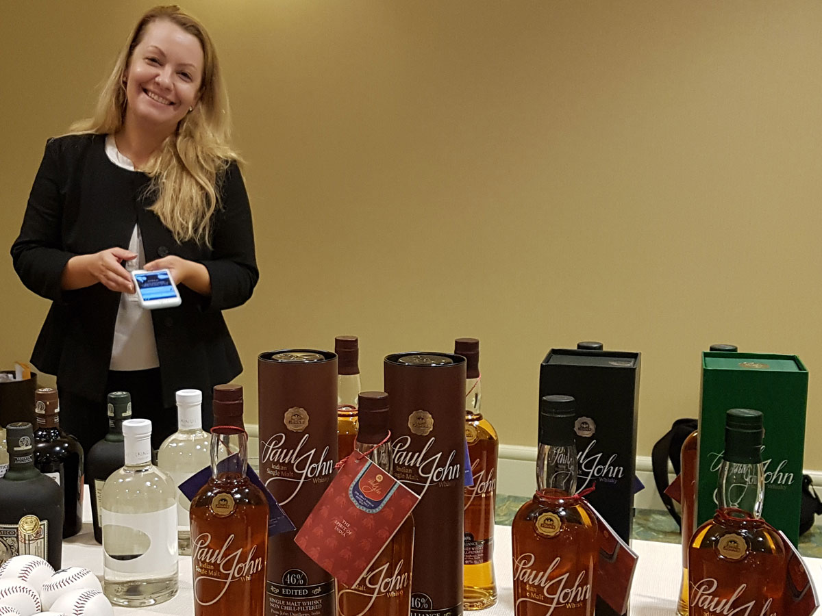MS Walker 2017 Fine Wine & Spirits Experience USA