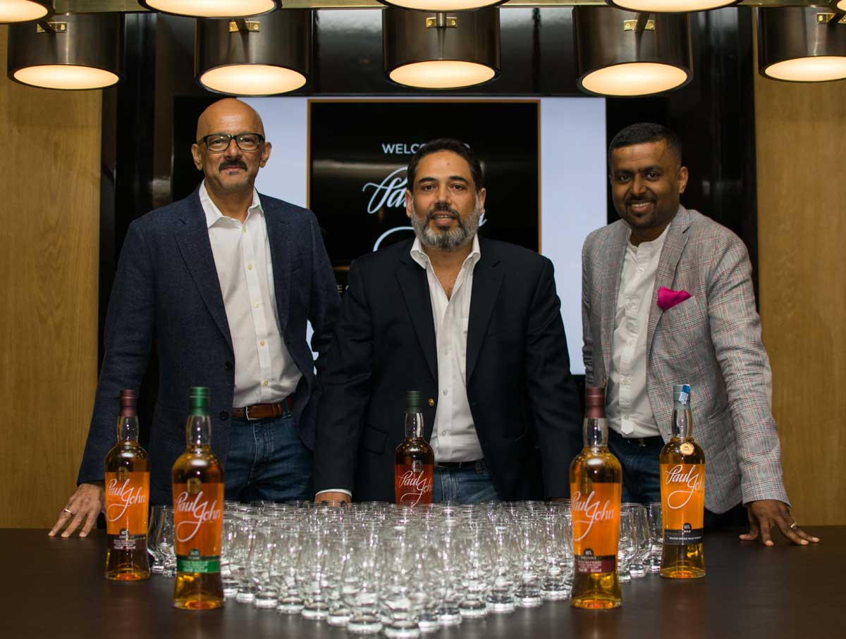 Whisky Tasting with The Malt Society of Arabia in Dubai, UAE