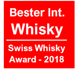 Swiss Whisky Awards - Best International Whisky Peated