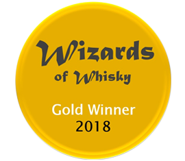 Wizards of Whisky 2018 - Gold Awards