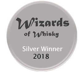 Wizards of Whisky 2018 - Silver Awards