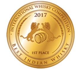 International Whisky Competition 2017- Gold