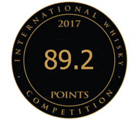 International Whisky Competition 2017 - Silver