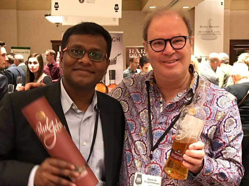 Canada whisky Festivals - Edmonton, Calgary & Whisky Classique and Master Class at Victoria Whisky Festival