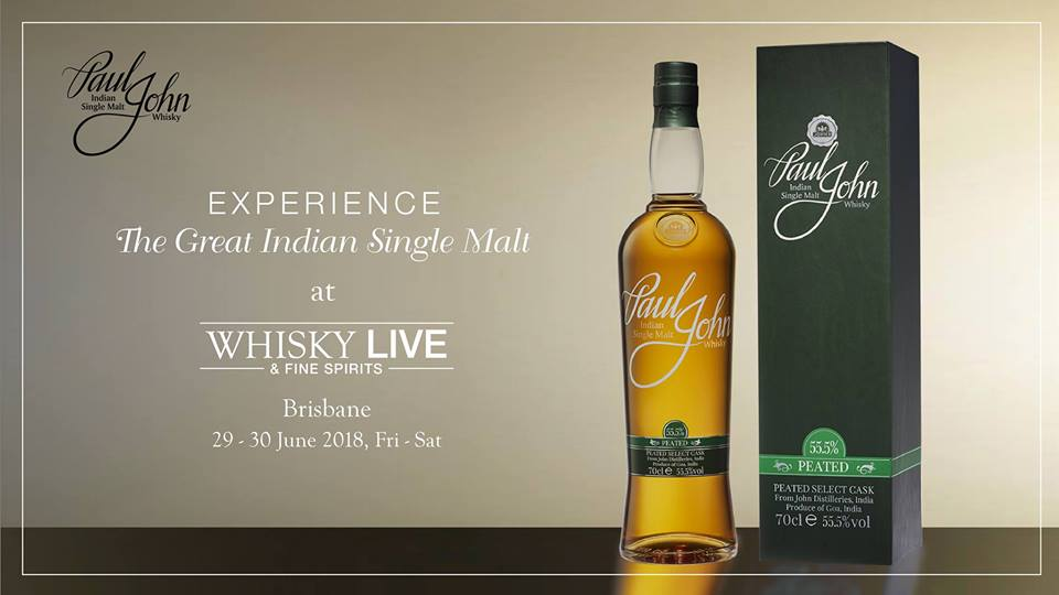Whisky Live - Brisbane