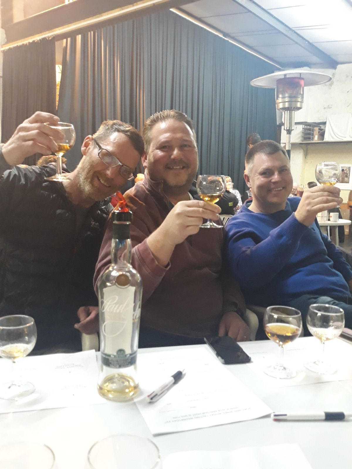 Outback Tutored Whisky Tasting at Portland Wines, UK
