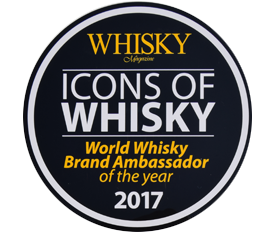 Paul P John - World Whisky Brand Ambassador by Icons of Whisky