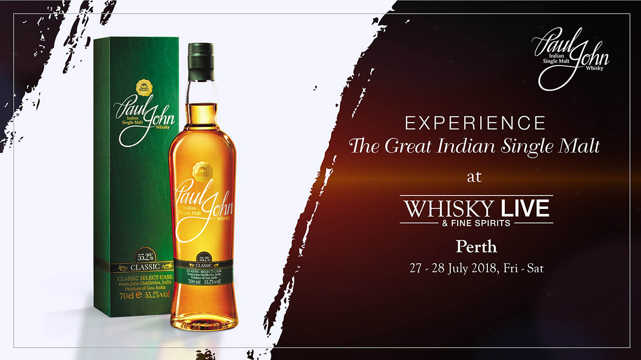 Whisky Live Perth, Australia