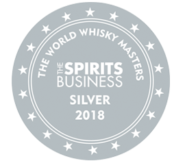 World Whisky Masters 2018 - Silver Medal