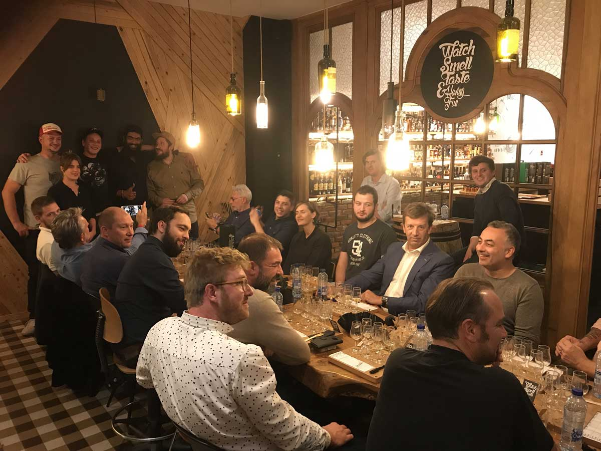 Paul John Whisky Tour - Belgium 2018