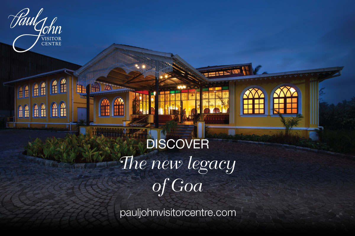 Paul John Whisky unveils its latest venture in Goa, Paul John Visitor Centre