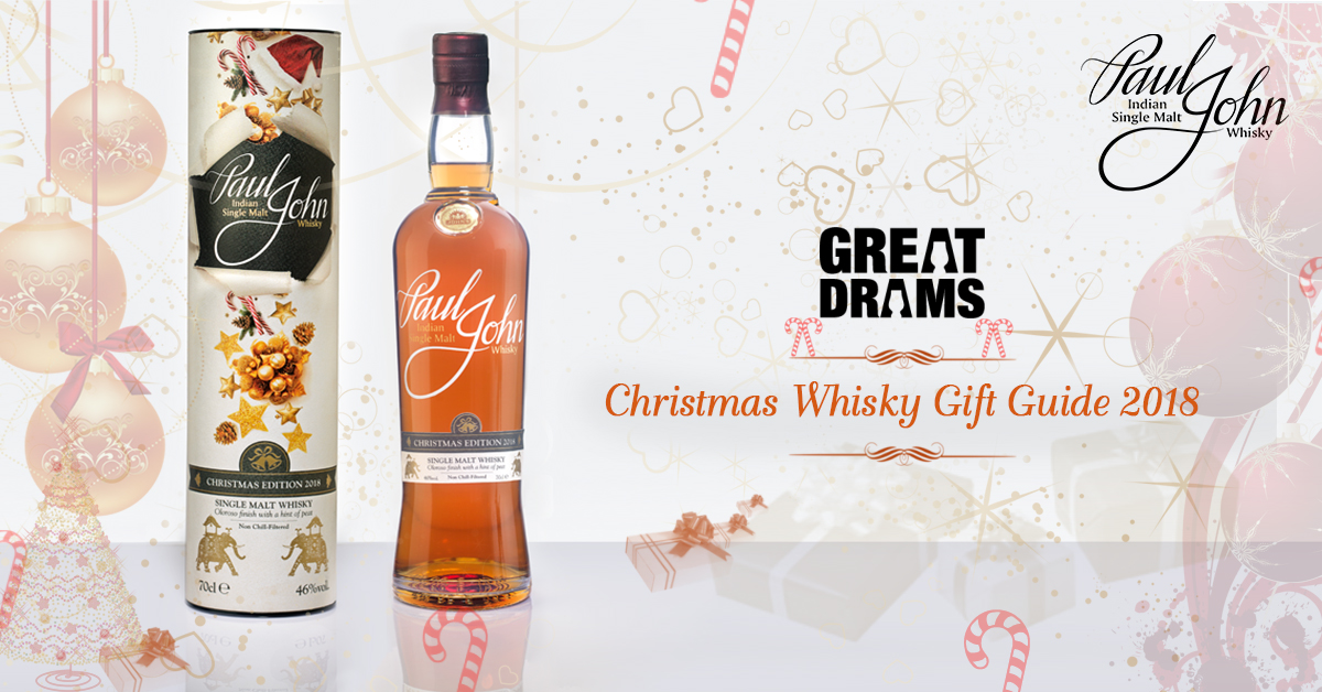 2834170dd30 CHRISTMAS WHISKY GIFT GUIDE 2018 - GREAT DRAMS