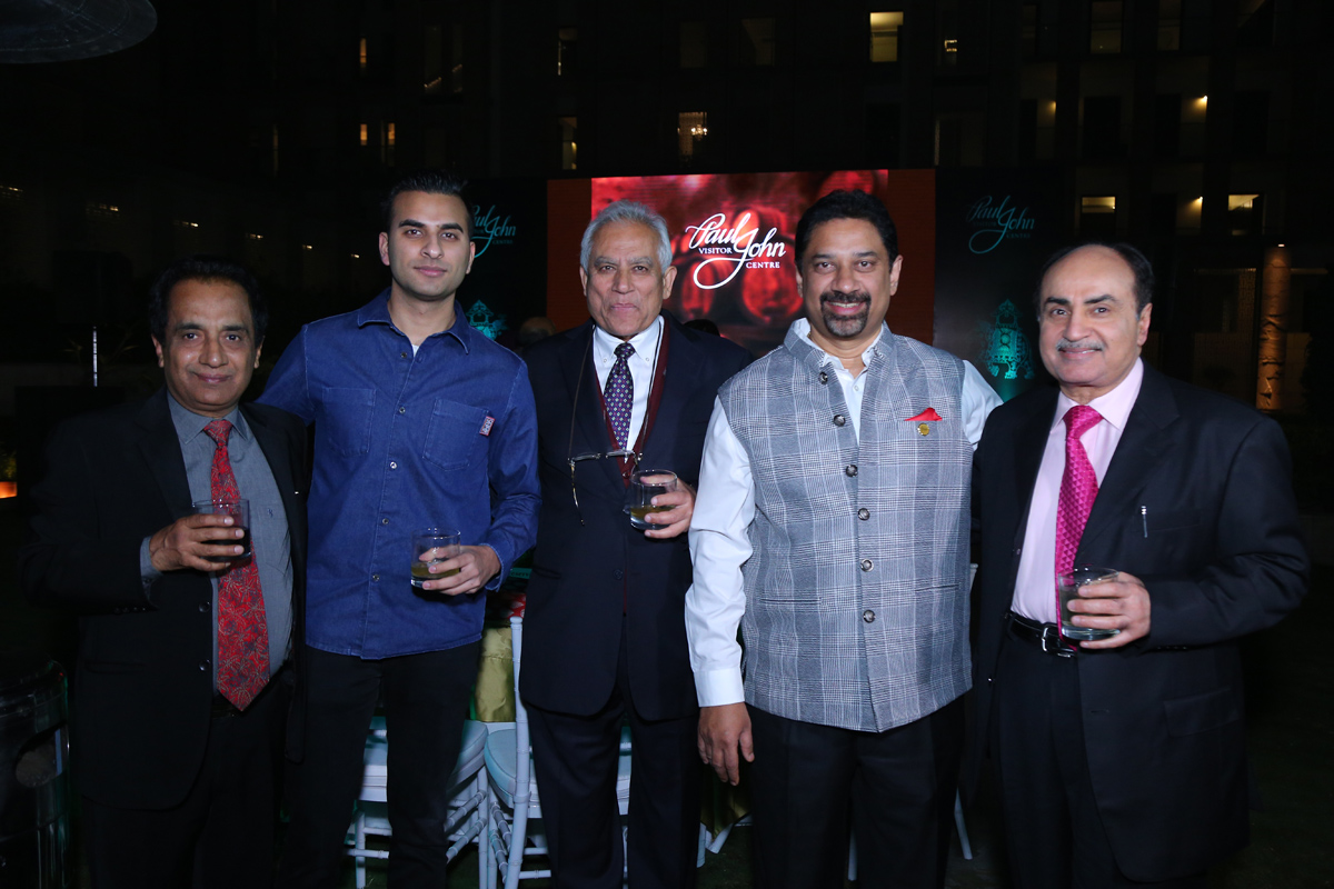 Paul John BOLD launched in Delhi