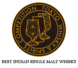 Tokyo Whisky Spirits Competition 2019 - Best Indian Whisky