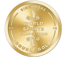 Singapore World Spirits Competition 2019 - 2 Double Gold Award