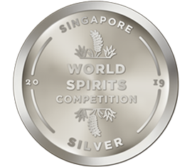Singapore World Spirits Competition 2019 - Silver Award