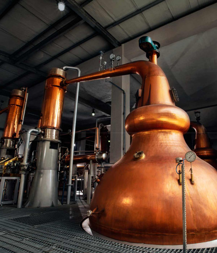 Paul John Distillery - Best World Craft Distillery