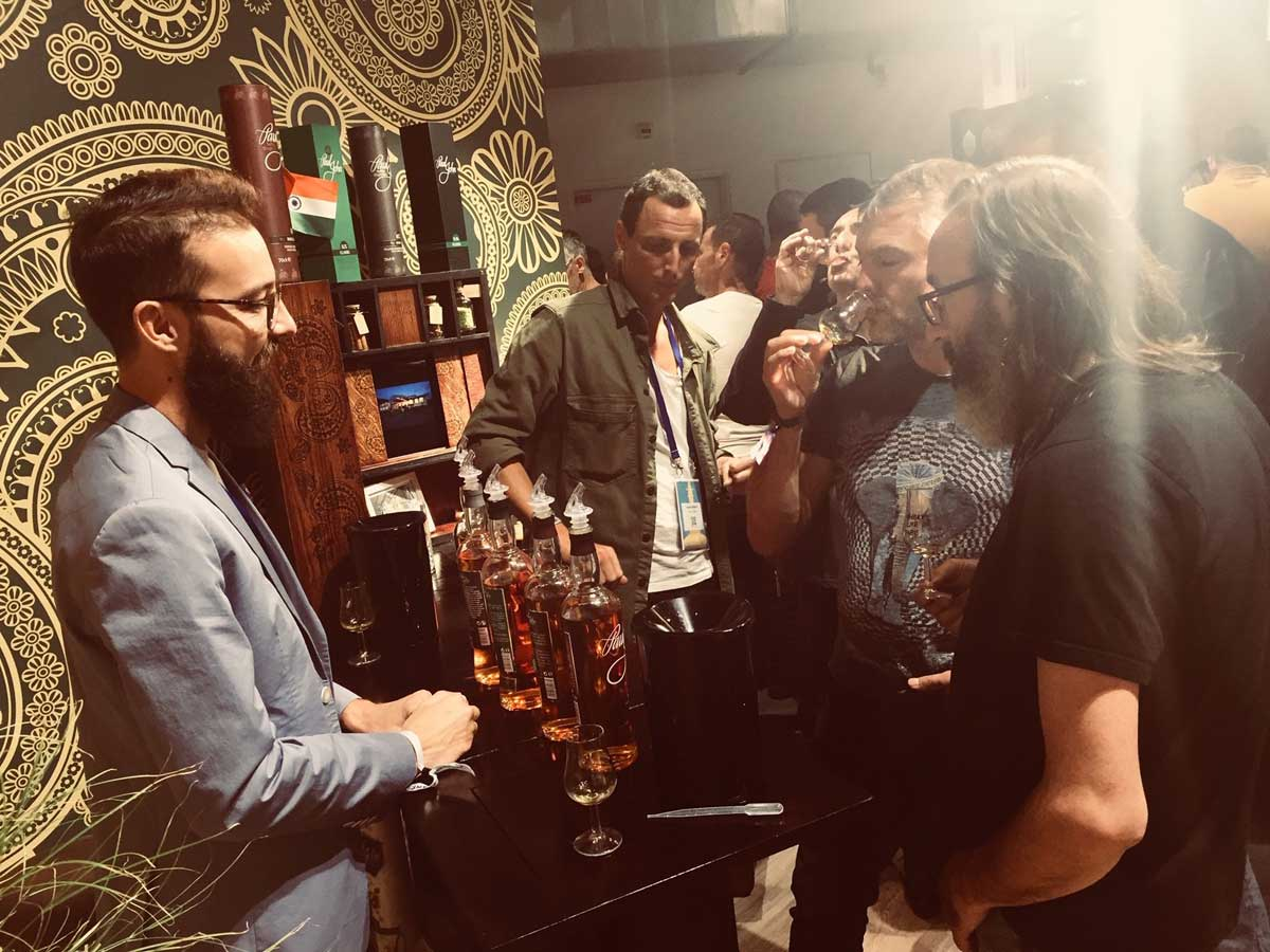 Paul John Whisky Live Paris -  2018