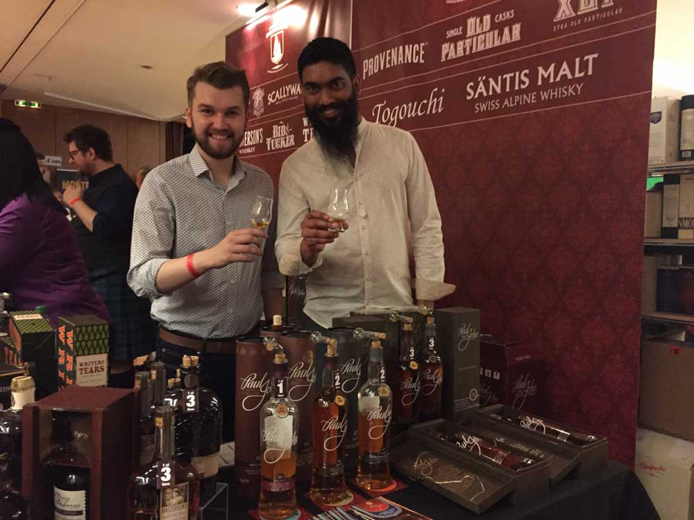 The Whisky Fair Massen, Luxembourg