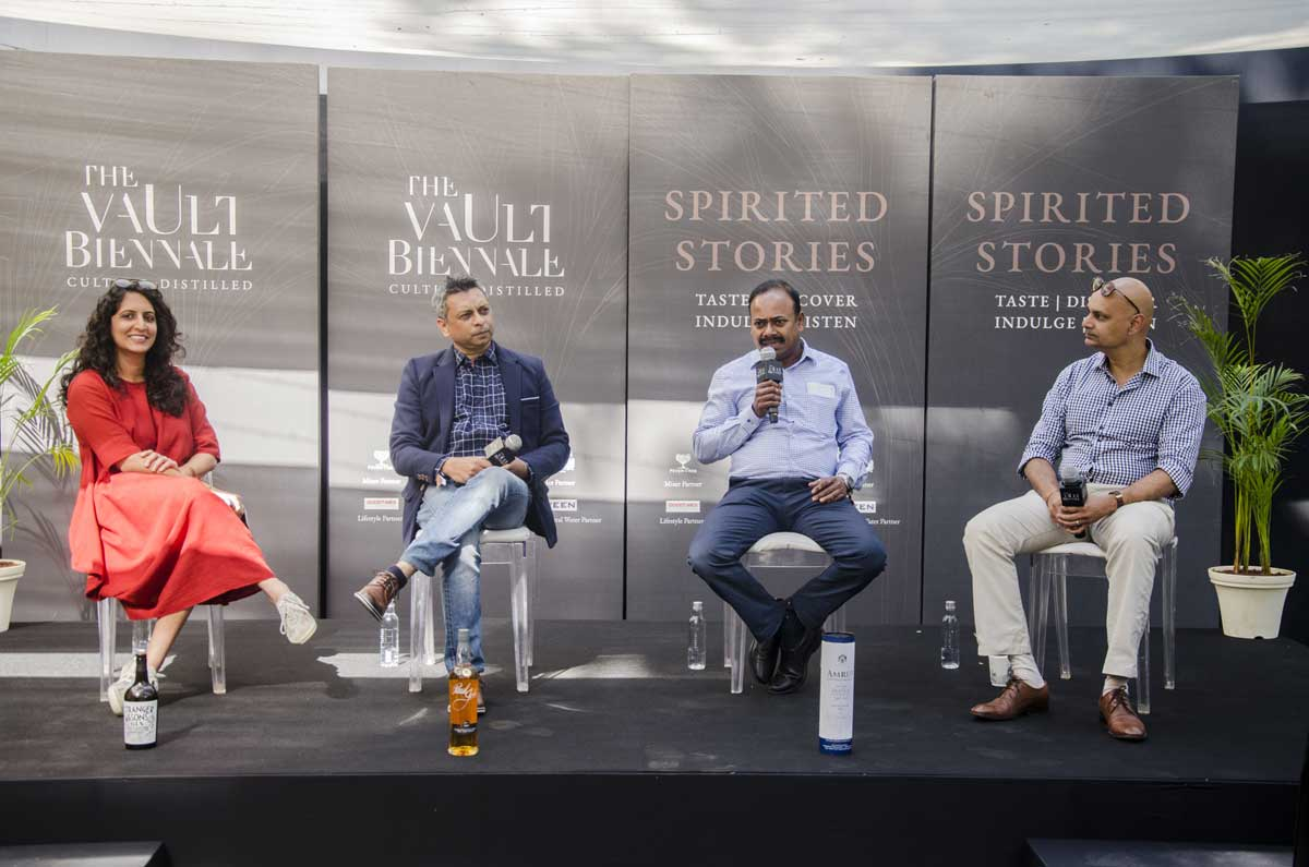 India's Luxury Spirits Festival in Mumbai! - The Vault Biennale