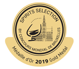 Spirits Selection 2019 - Gold Award
