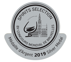 Spirits Selection 2019 - Silver Award