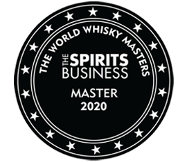The Spirits Business - World Whisky Masters 2020 Award - Master