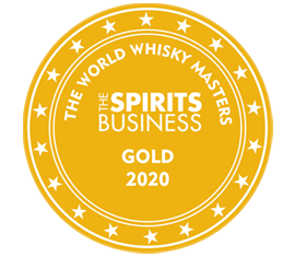 The Spirits Business - World Whisky Masters 2020 award – Nirvana Gold Medal