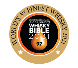 Mithuna by Paul John Won Whisky Bible 2021 Award