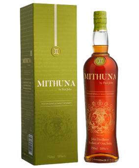 MITHUNA Indian Single Malt Whisky